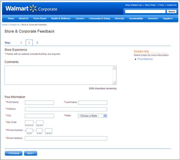 Does Walmart Respond To Customer Complaints Through The Eyes Of The Customer