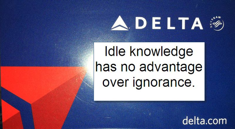 Delta card