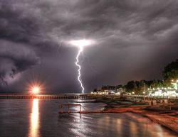 Pefect storm