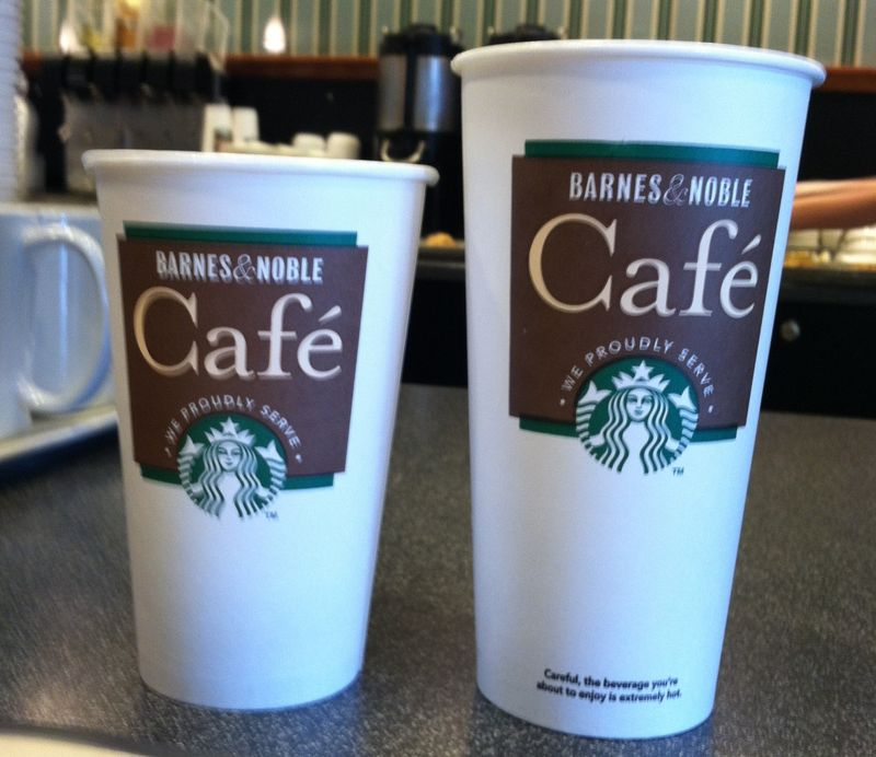 2 coffee cups