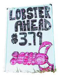 Lobster price