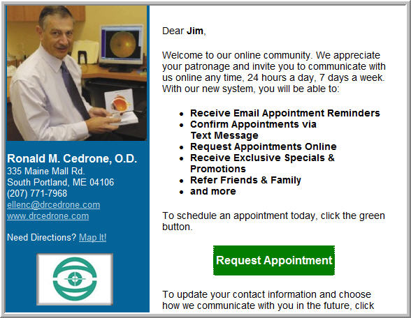 Cedrone email