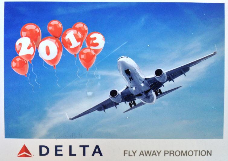 Fly away promo