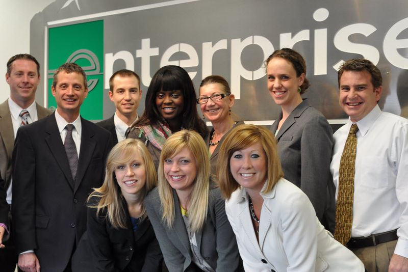 Enterprise employees