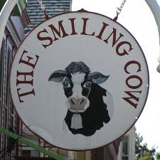 The Smiling Cow
