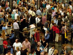 Long Security Lines