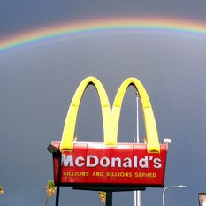 Golden Arches New Dawn