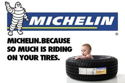 Because so much is riding on your tires