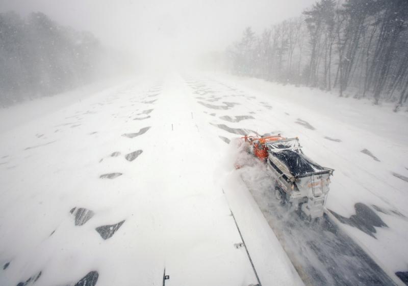Main Turnpike Blizzard